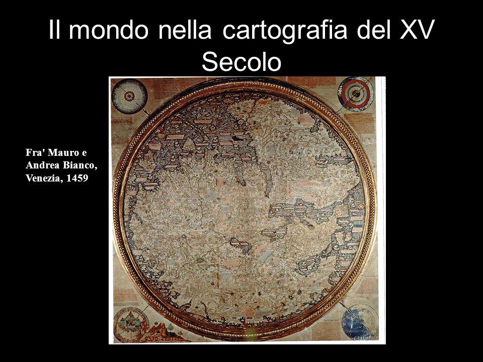 Il mondo nella cartografia del XV Secolo