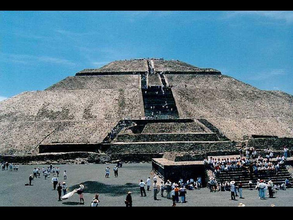 La civiltà di Teotihuacan (I-VII secolo d.C.)
