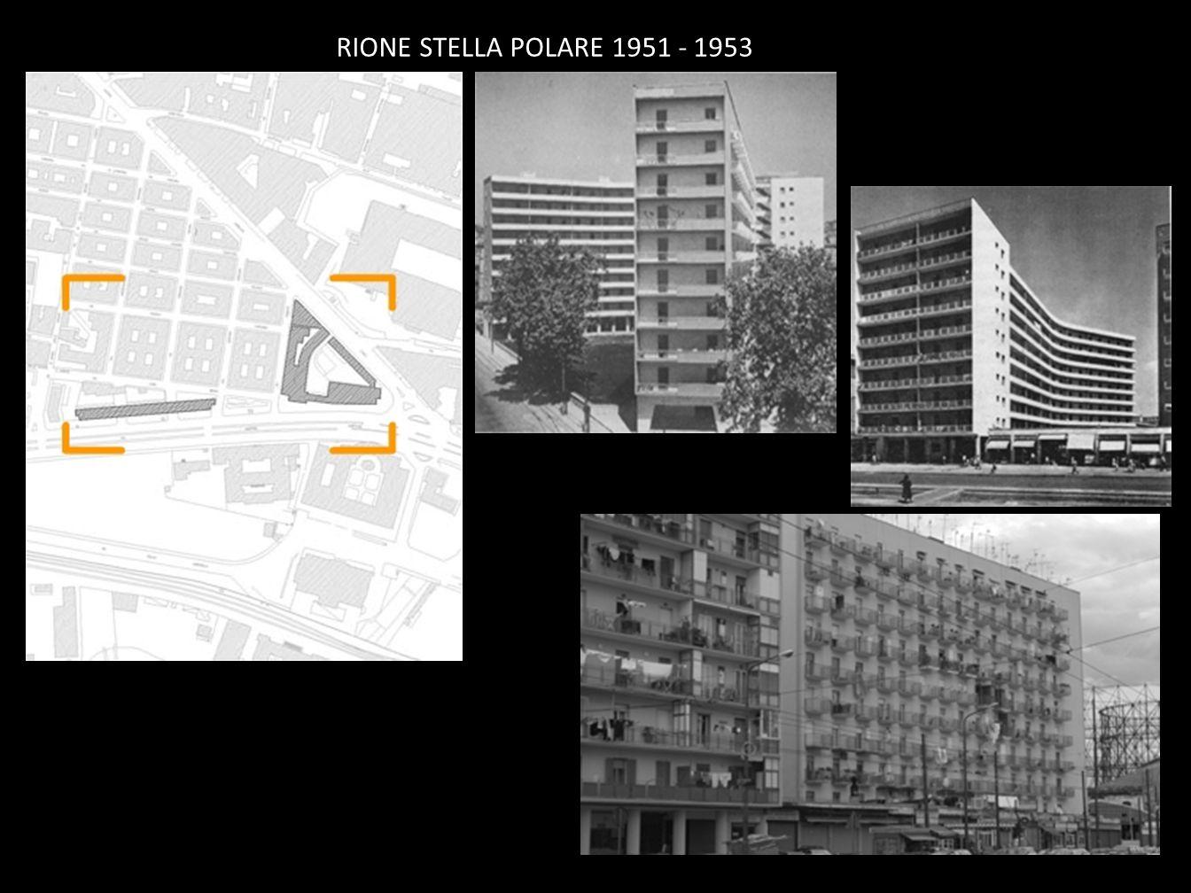 Rione Stella Polare RIONE STELLA POLARE 1951 - 1953
