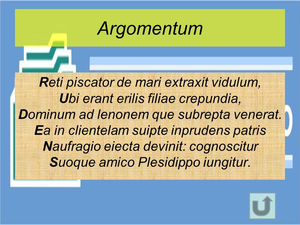 Argomentum