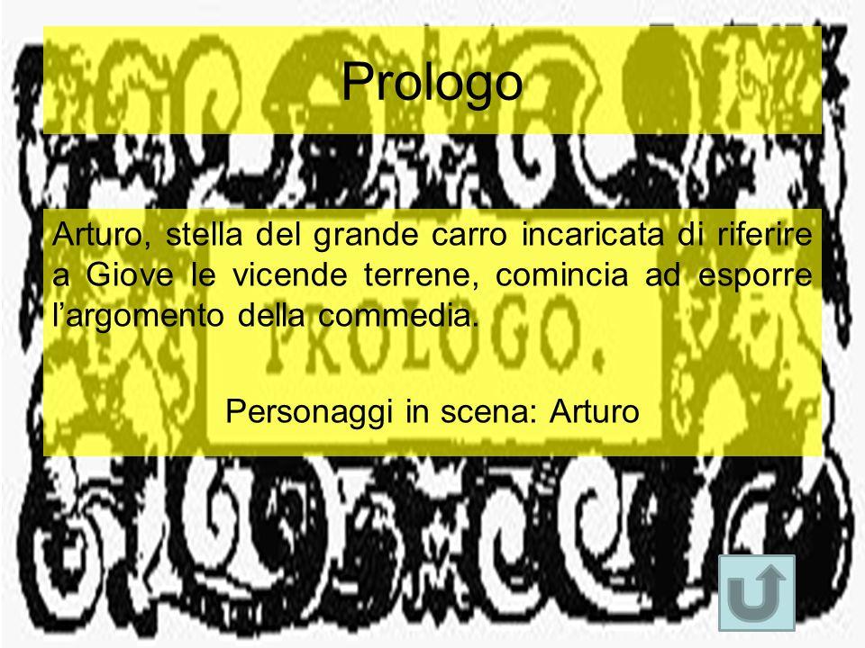 Personaggi in scena: Arturo
