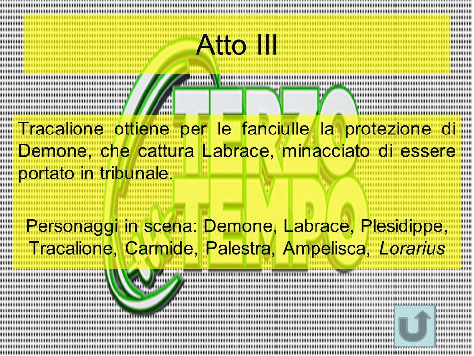 Atto III