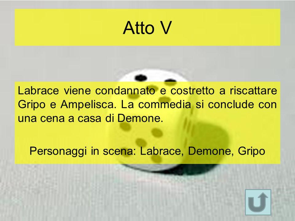 Atto V
