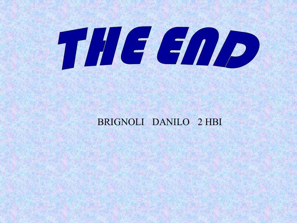 THE END BRIGNOLI DANILO 2 HBI
