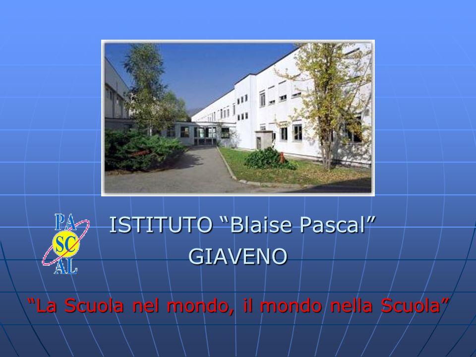 ISTITUTO Blaise Pascal GIAVENO