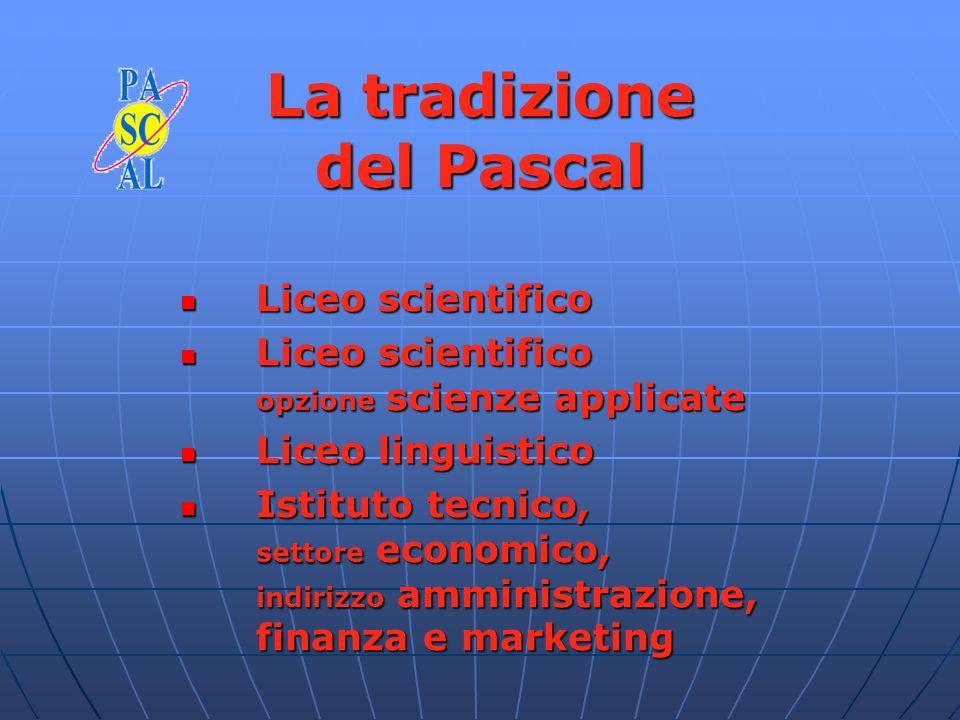 La tradizione del Pascal