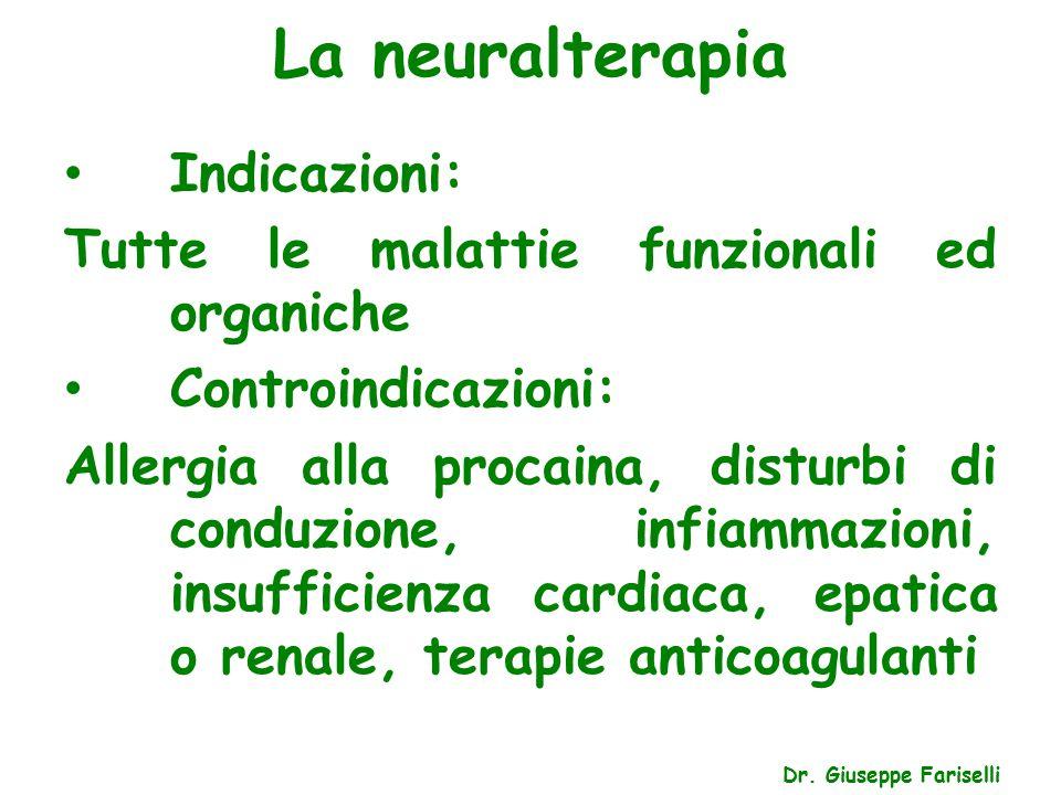 Tutte le malattie funzionali ed organiche Controindicazioni: