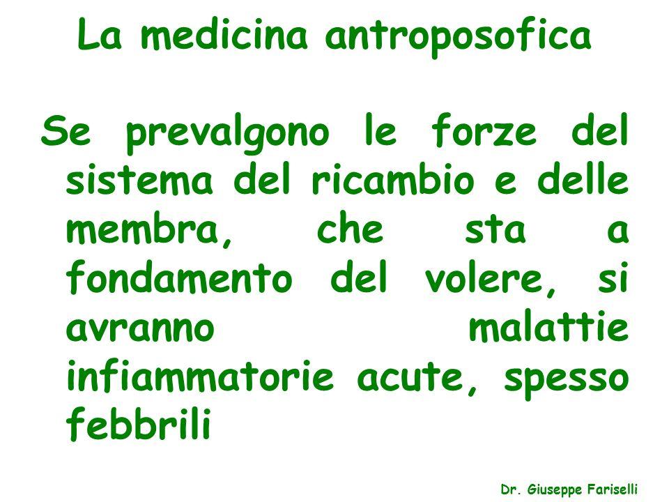 La medicina antroposofica