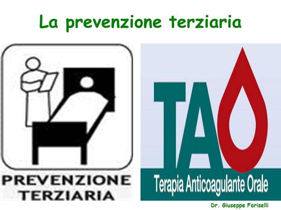 La prevenzione terziaria