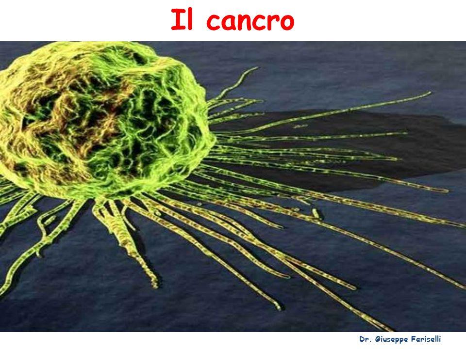 Il cancro Dr. Giuseppe Fariselli