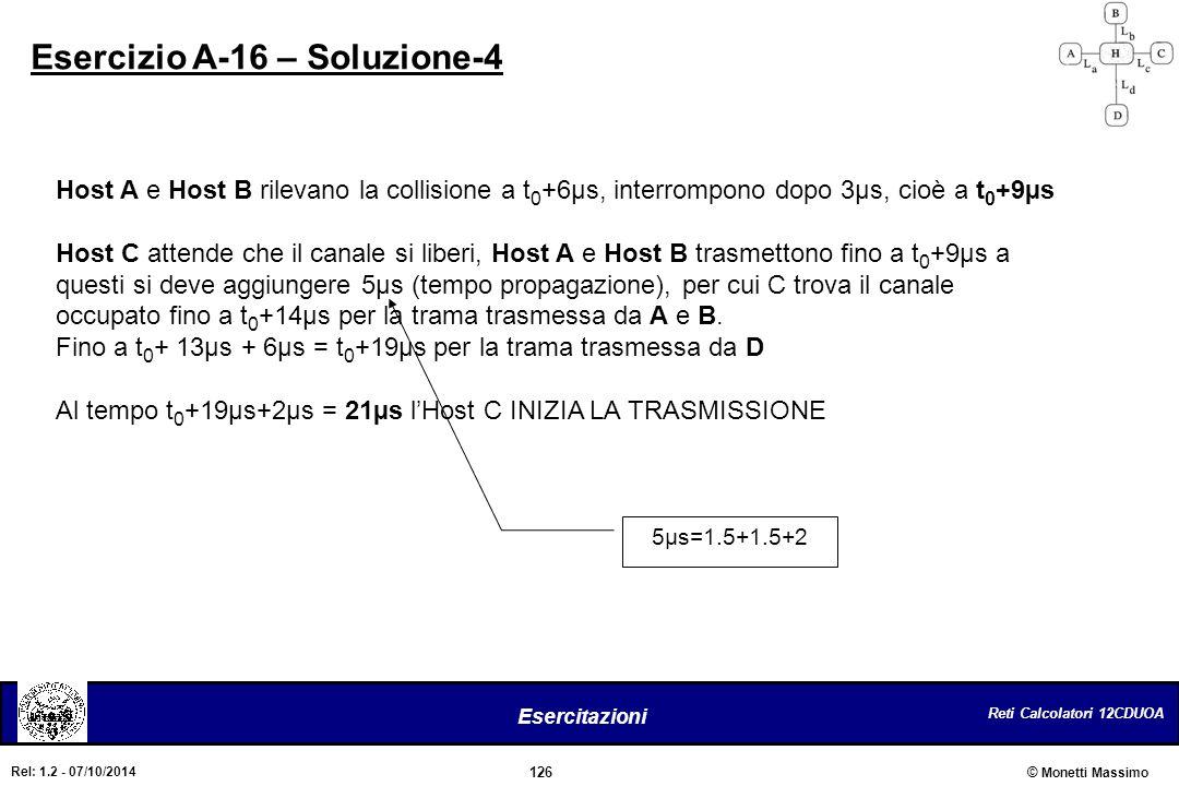 Esercizio A-16 – Soluzione-4