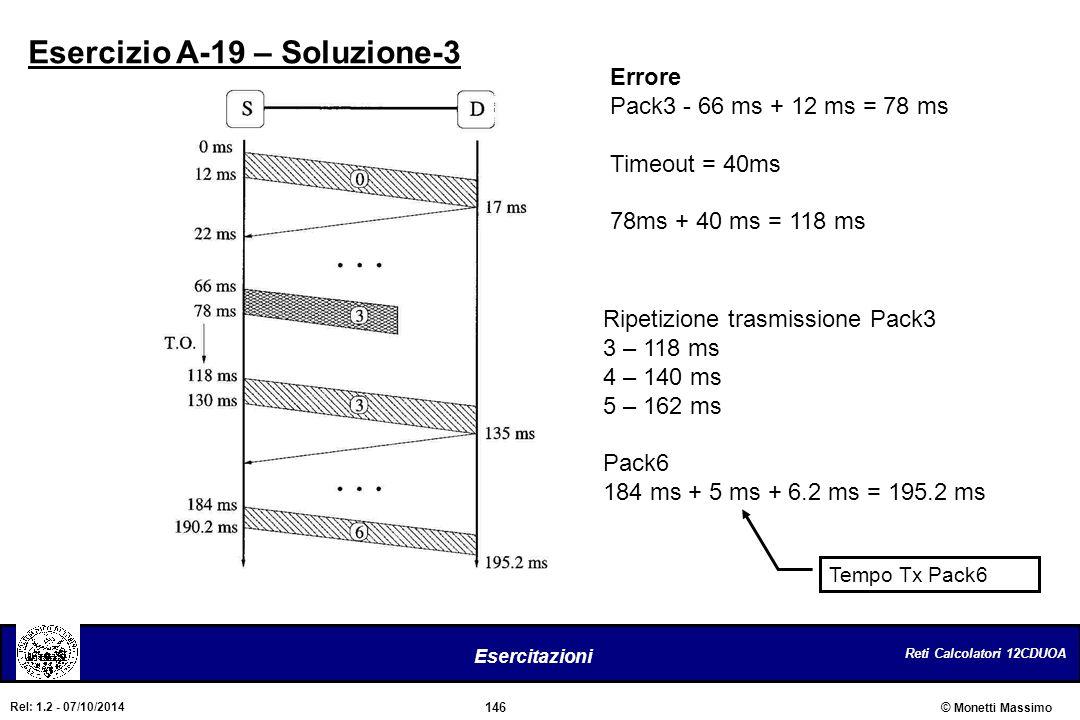 Esercizio A-19 – Soluzione-3