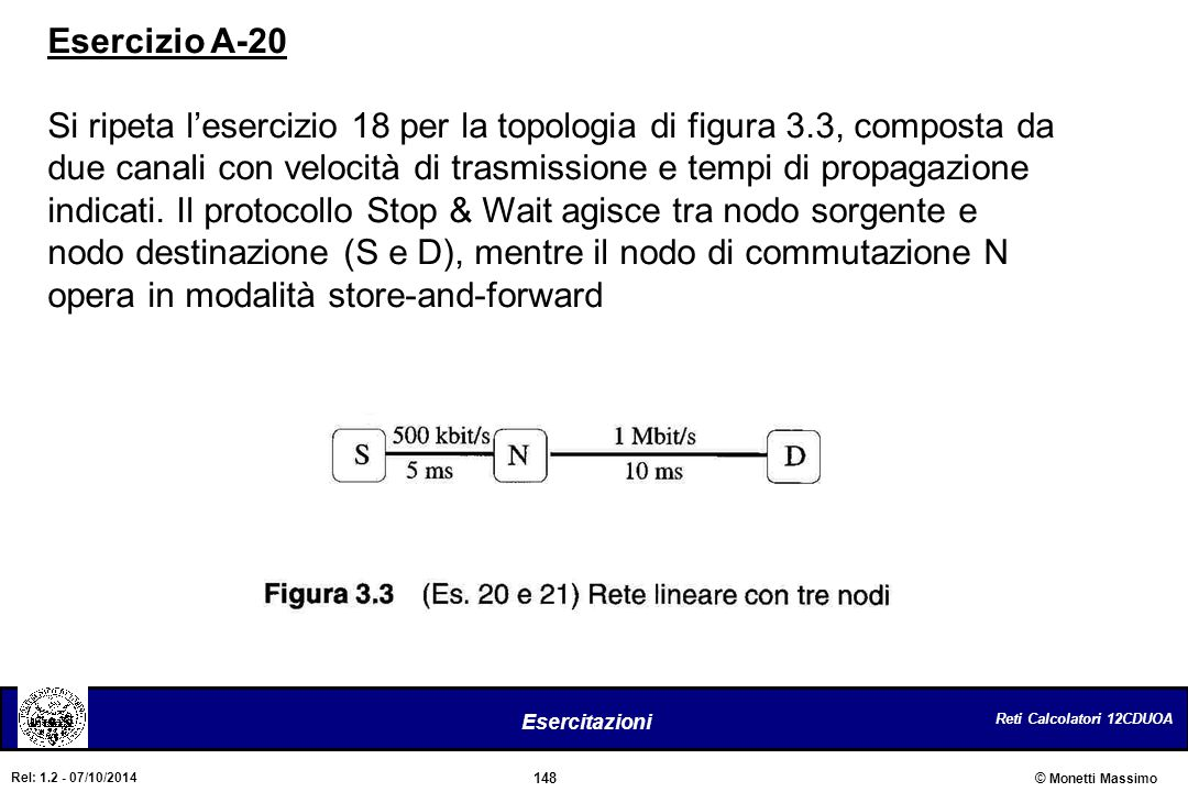 Esercizio A-20