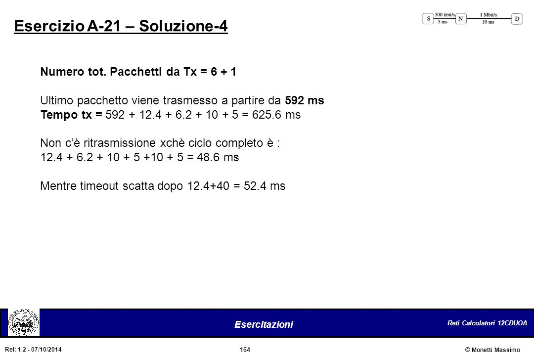 Esercizio A-21 – Soluzione-4