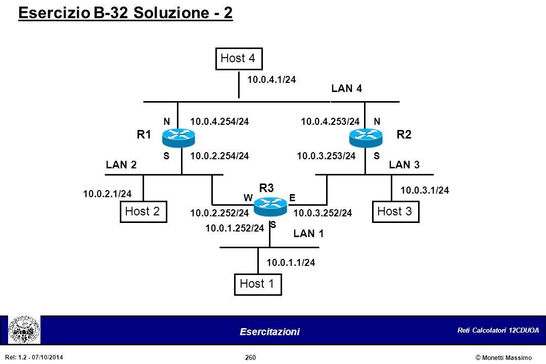 Esercizio B-32 Soluzione - 2