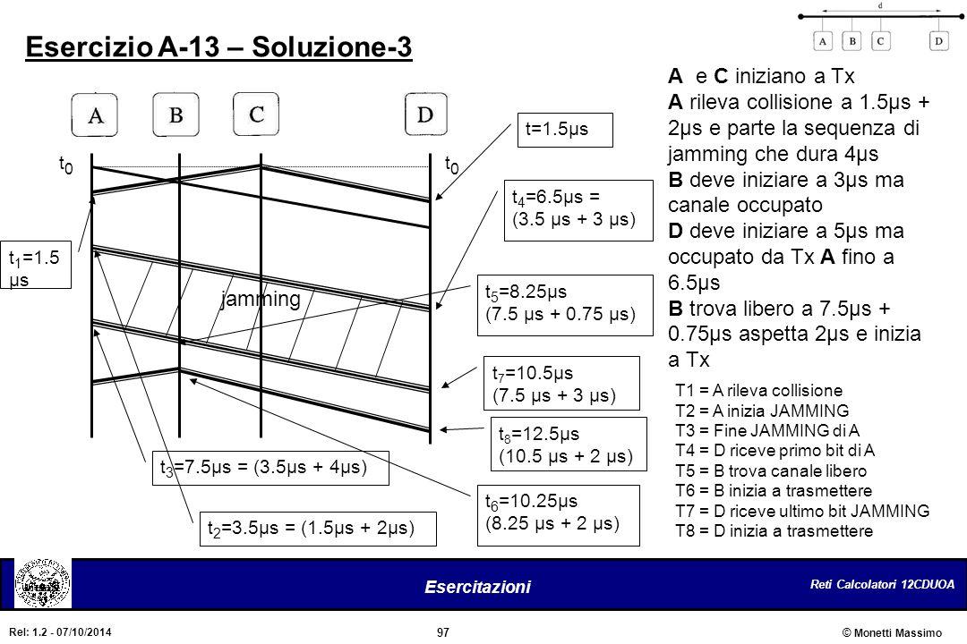 Esercizio A-13 – Soluzione-3