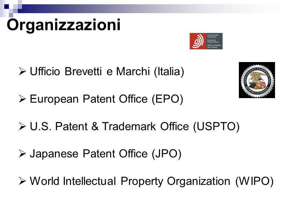 Organizzazioni Ufficio Brevetti e Marchi (Italia)
