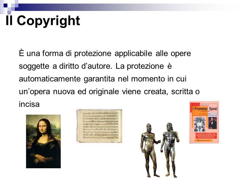 Il Copyright