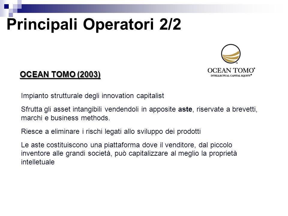 Principali Operatori 2/2