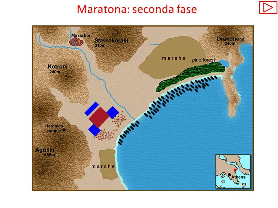 Maratona: seconda fase
