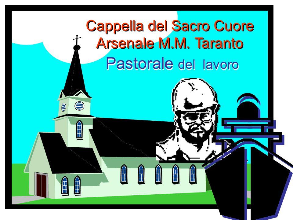 Cappella del Sacro Cuore Arsenale M.M. Taranto