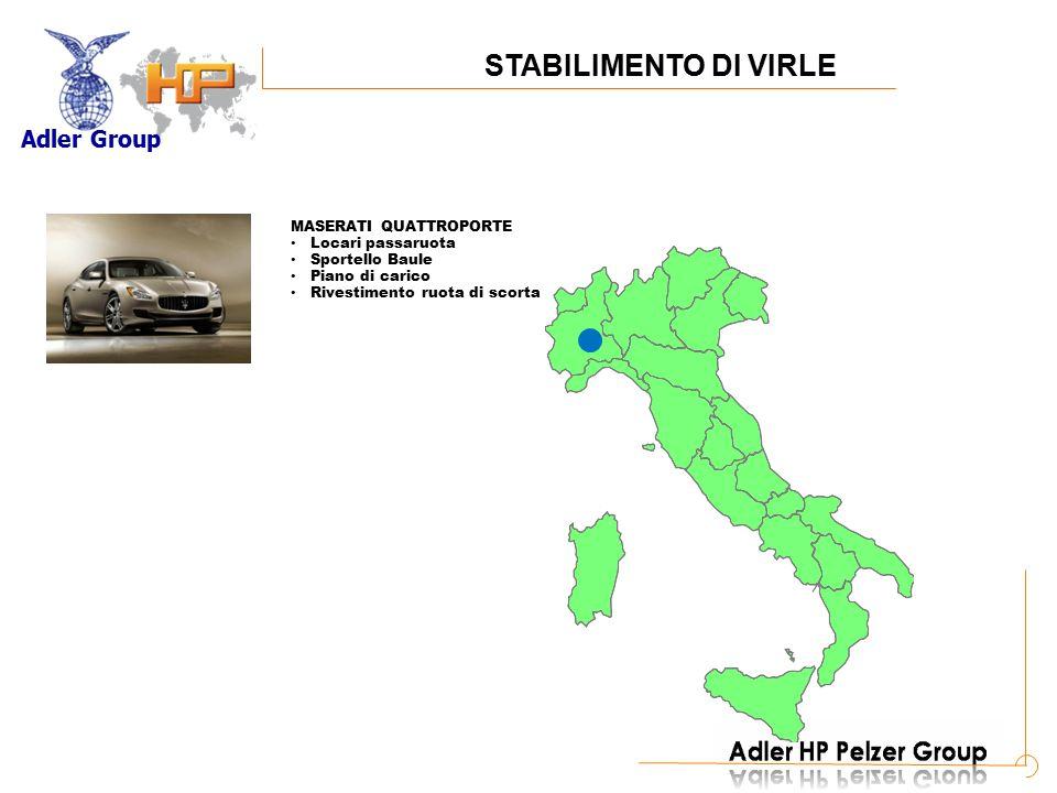 STABILIMENTO DI VIRLE 14.04.2017 HP Pelzer Group 3 14.04.2017