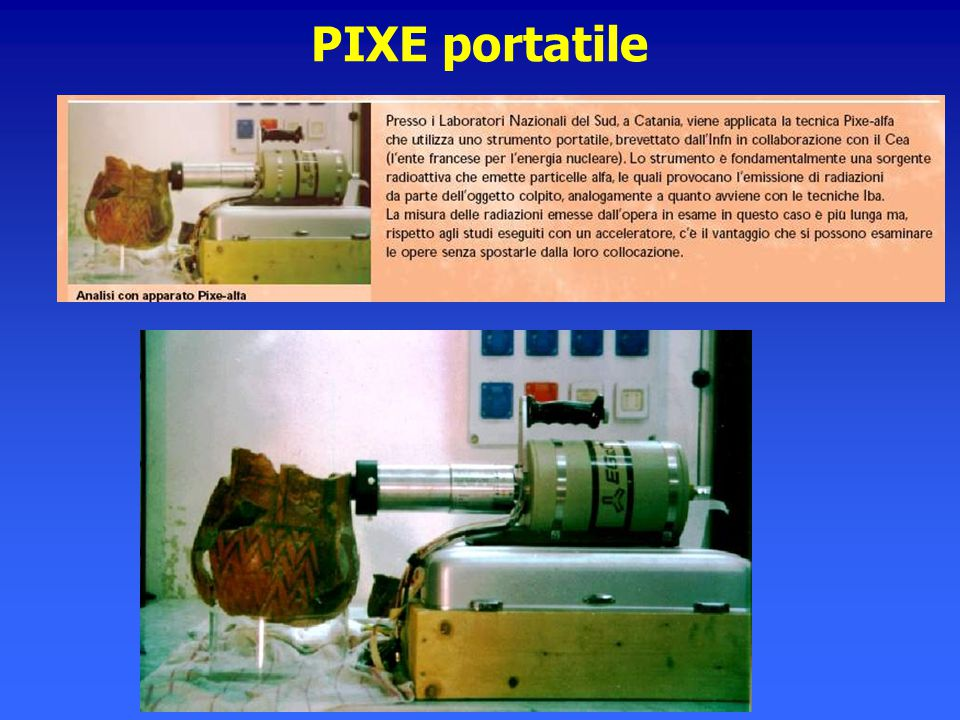 PIXE portatile