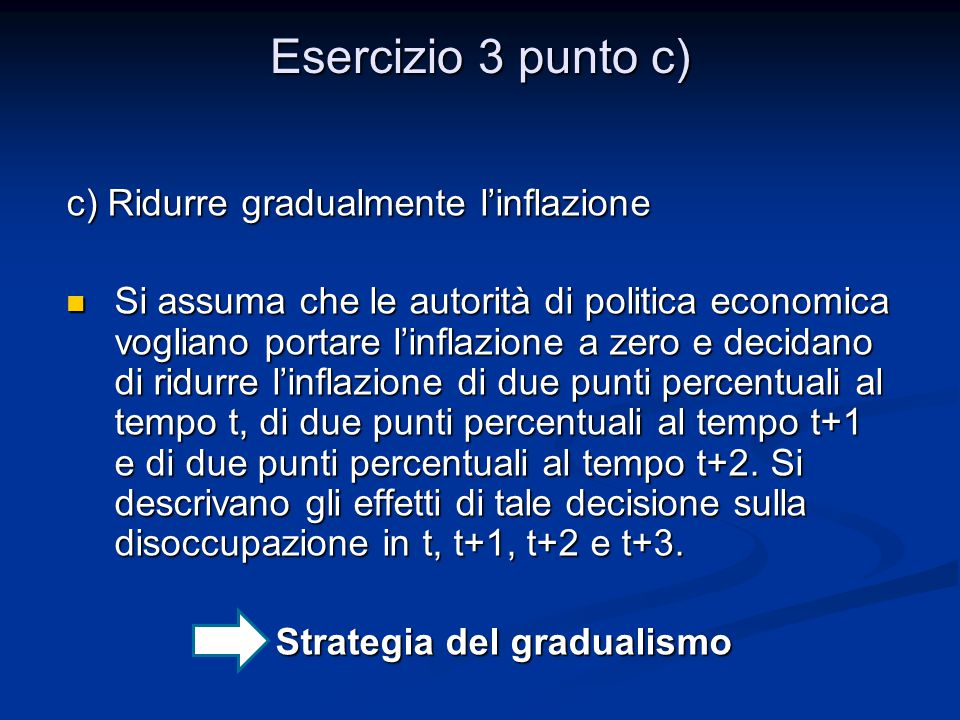 Strategia del gradualismo