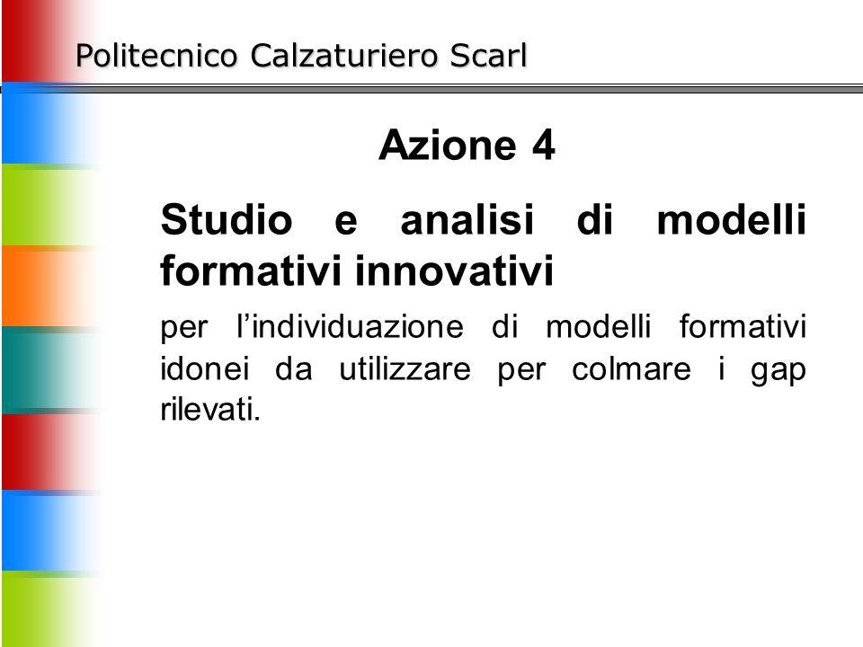 Studio e analisi di modelli formativi innovativi