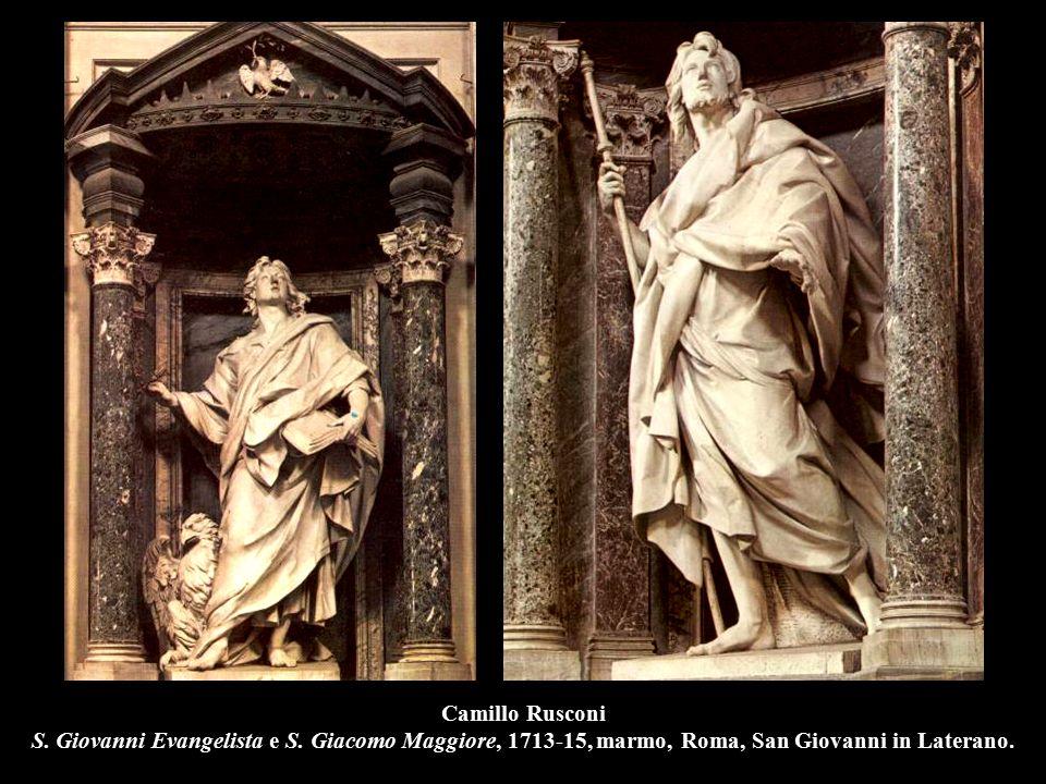 Camillo Rusconi S. Giovanni Evangelista e S