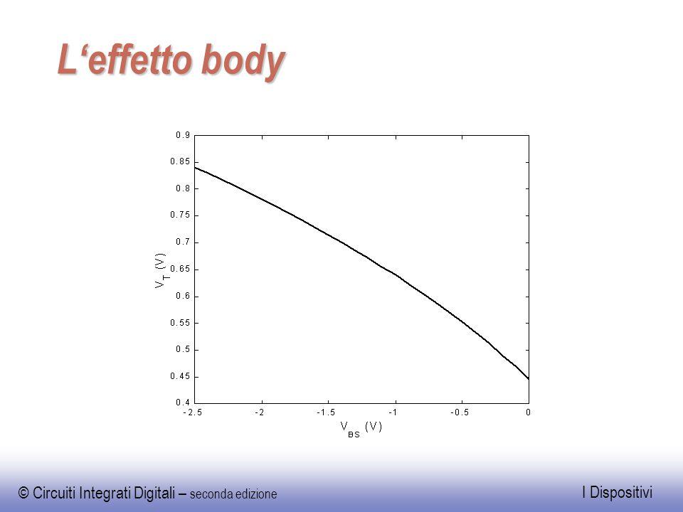 EE141 L'effetto body