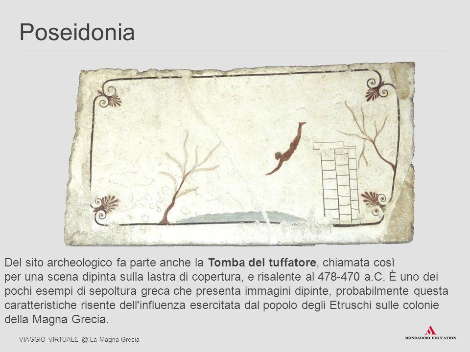 03/07/12 Poseidonia. Del sito archeologico fa parte anche la Tomba del tuffatore, chiamata così.
