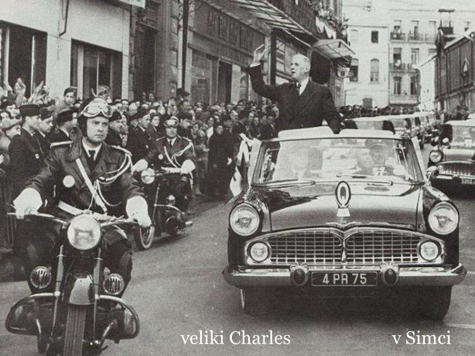 veliki Charles v Simci