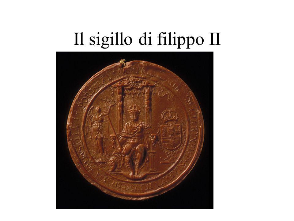 Il sigillo di filippo II