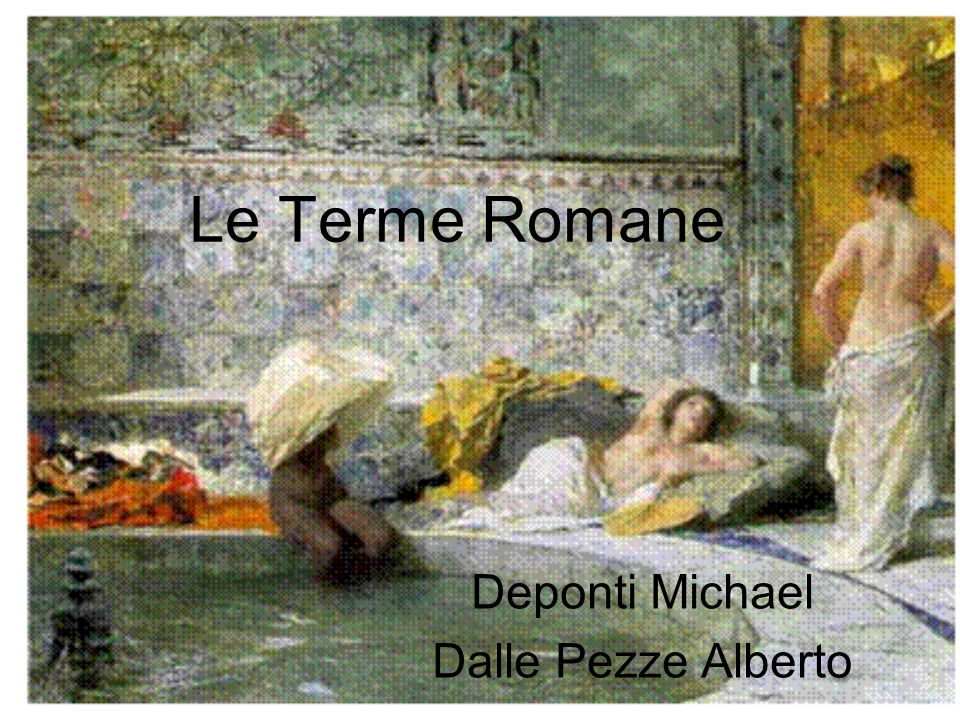 Deponti Michael Dalle Pezze Alberto
