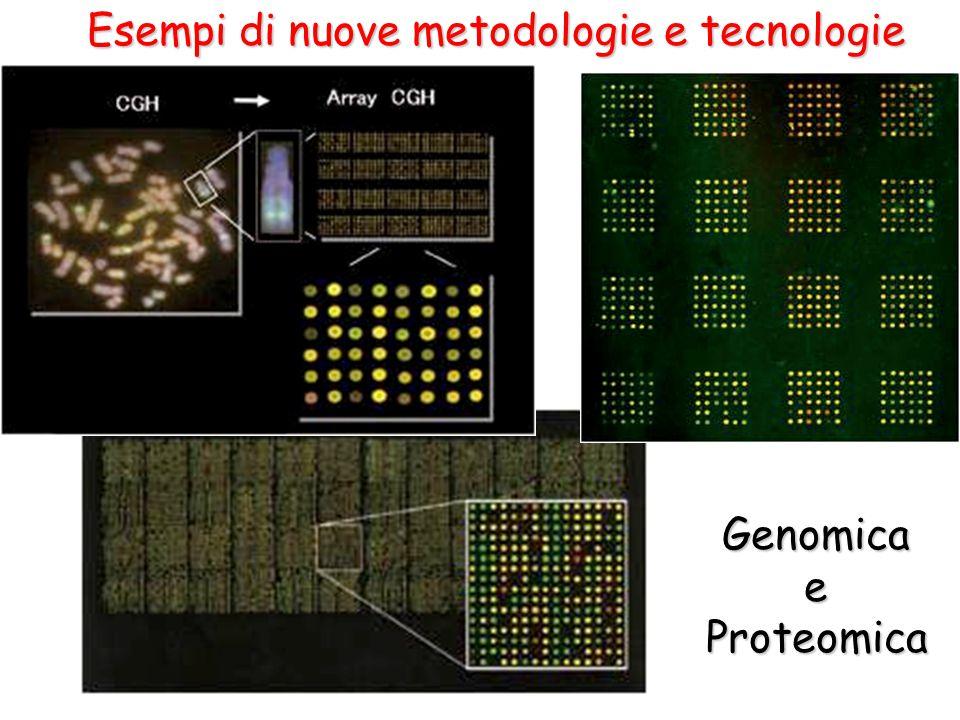Esempi di nuove metodologie e tecnologie