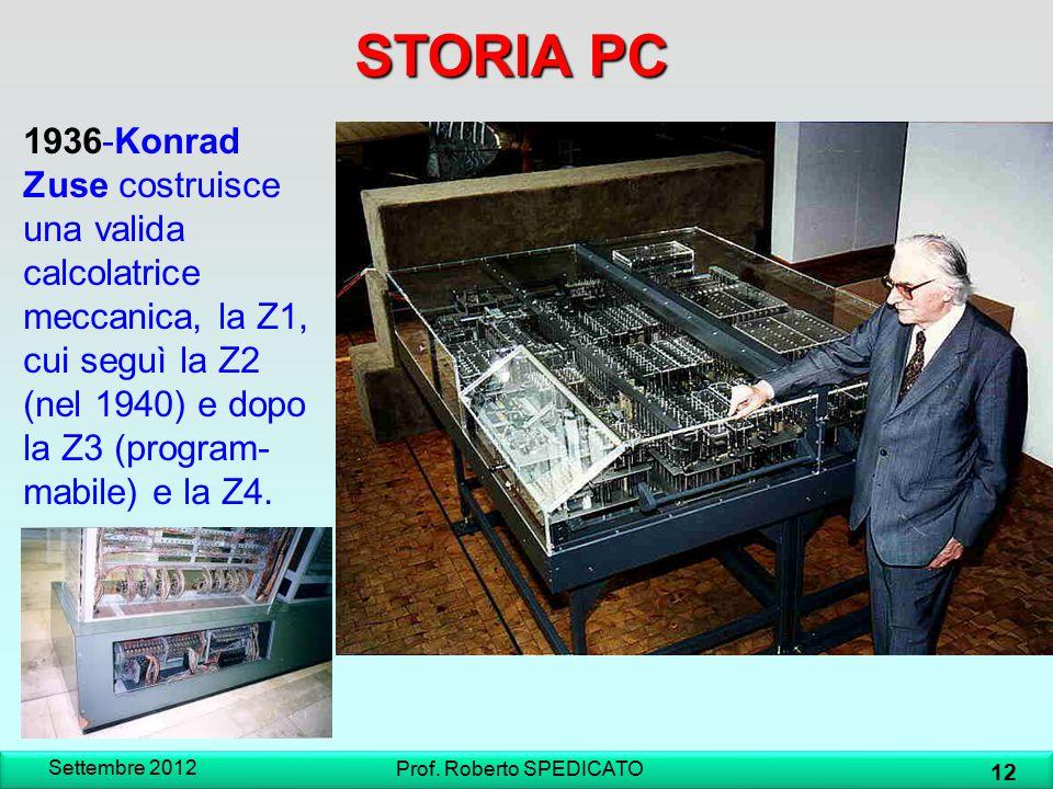 Prof. Roberto SPEDICATO