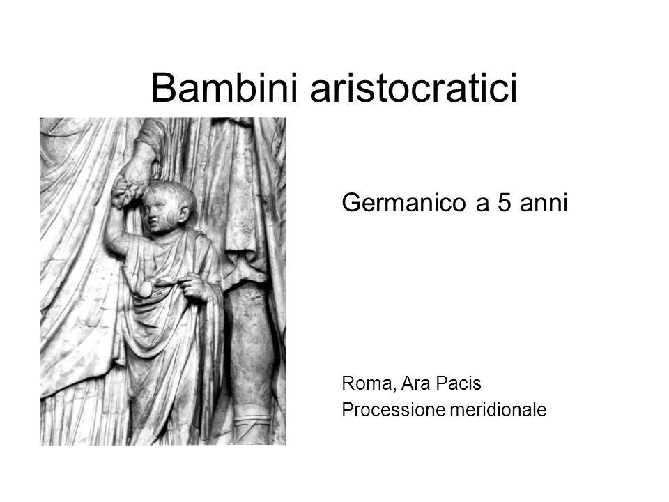 Bambini aristocratici