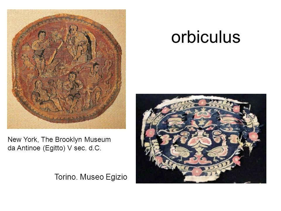 orbiculus Torino. Museo Egizio New York, The Brooklyn Museum