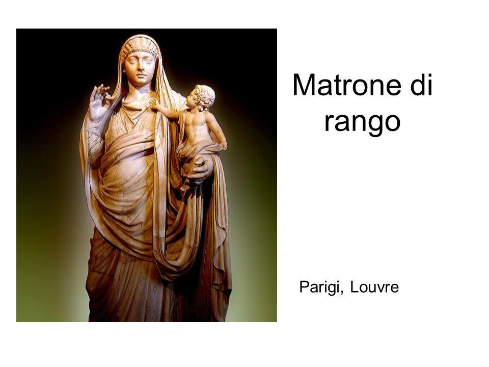 Matrone di rango Parigi, Louvre