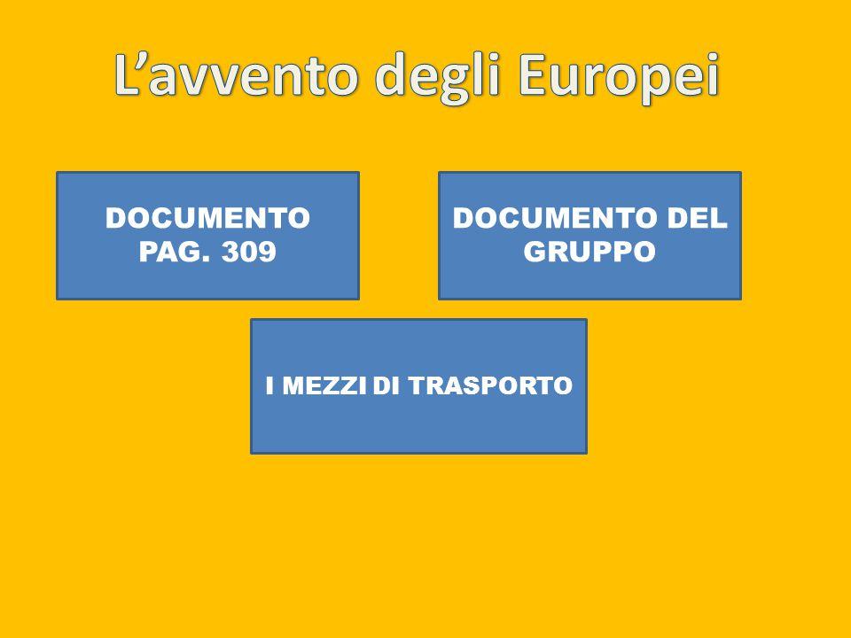 L'avvento degli Europei