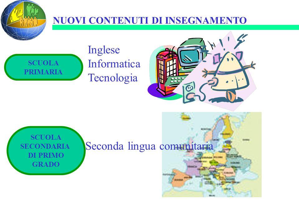 Seconda lingua comunitaria