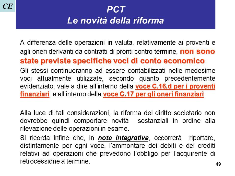 PCT Le novità della riforma