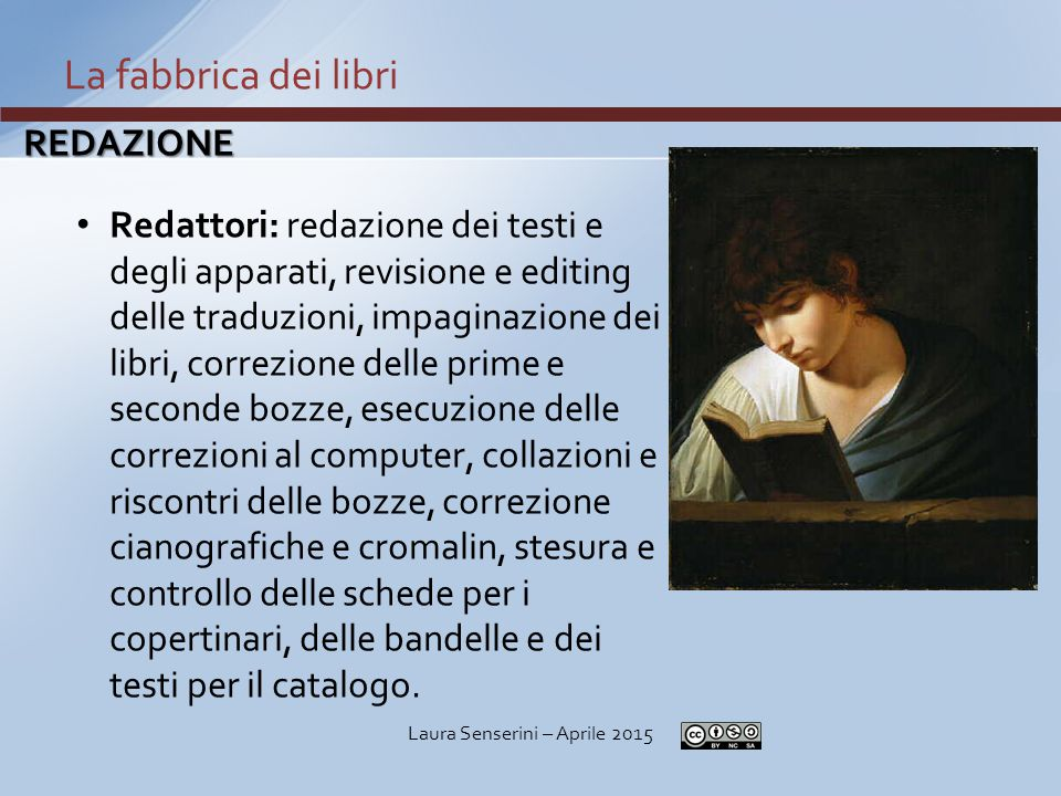 Laura Senserini – Aprile 2015