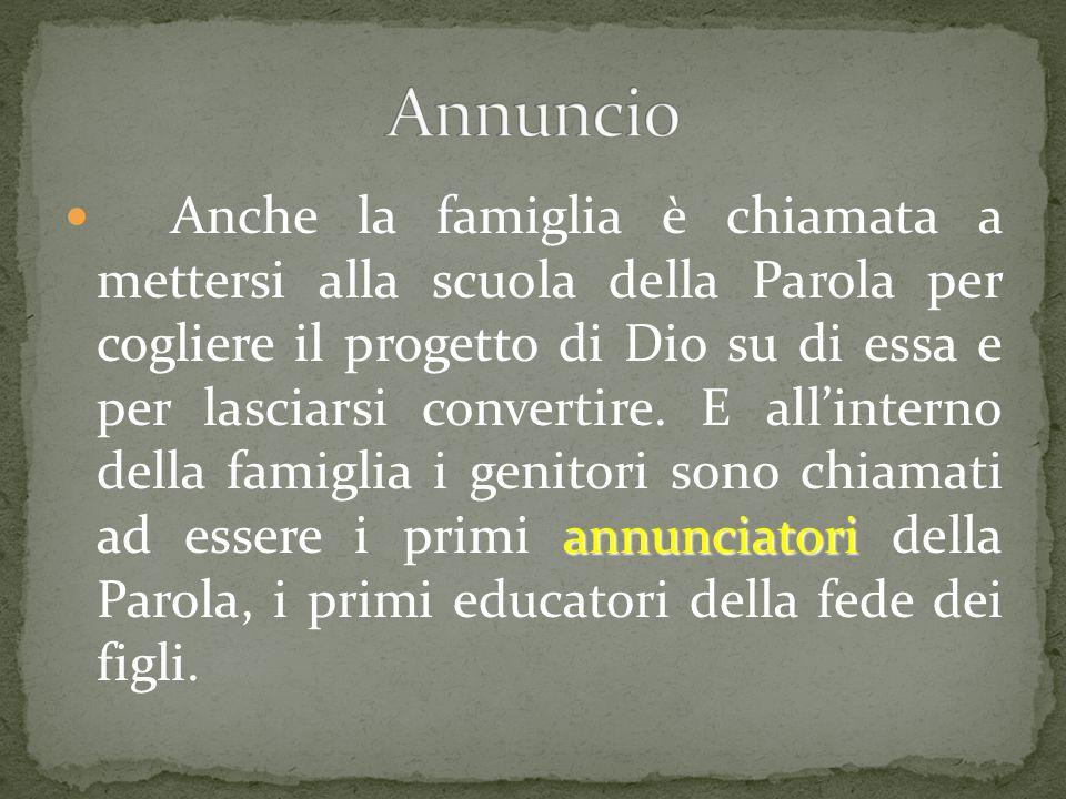 Annuncio