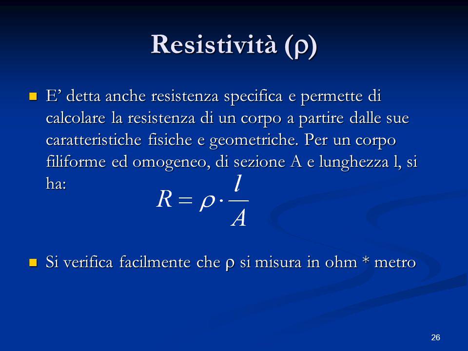 Resistività (r)