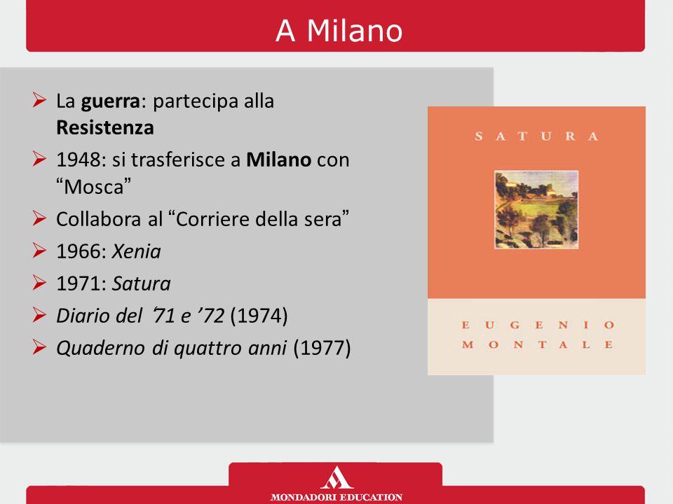 A Milano La guerra: partecipa alla Resistenza