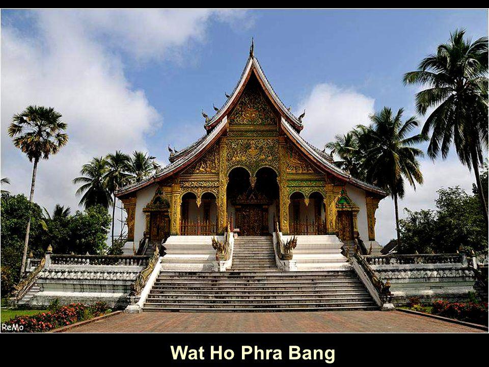 Wat Ho Phra Bang