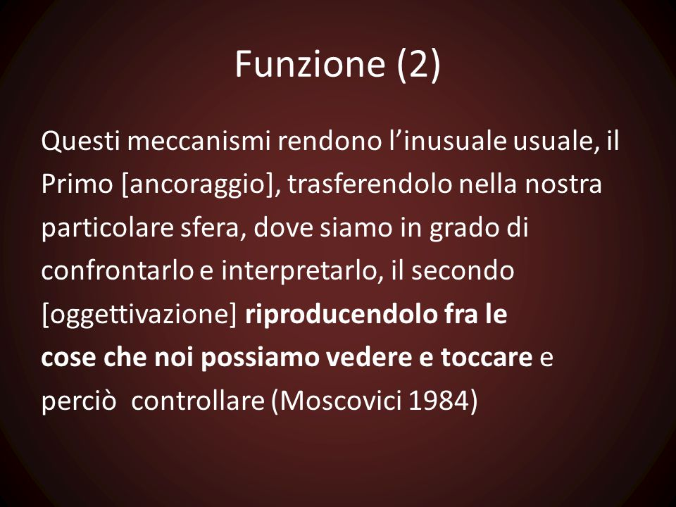 Funzione (2)