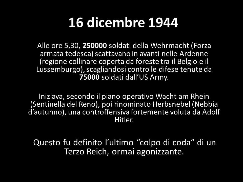 16 dicembre 1944